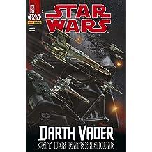Star Wars, Comicmagazin 26 - Darth Vader - Zeit der Entscheidung (Star Wars Comicmagazin 25)
