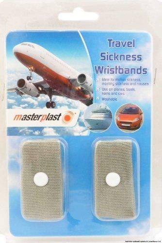Reiseübelkeit Armbänder Morgen-Krankheit Übelkeit Nei-Kuan Masterplast