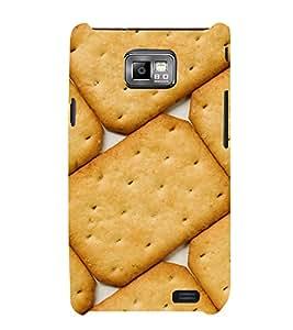 ifasho Designer Back Case Cover for Samsung Galaxy S2 I9100 :: Samsung I9100 Galaxy S Ii (Cake Medellín Colombia Azamgarh)