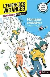 Montagne explosive ! - Cahier de vacances