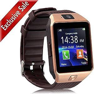 Padgene DZ09 Smartwatch With Bluetooth Camera Wrist Wrap Phone Smart Watch Android