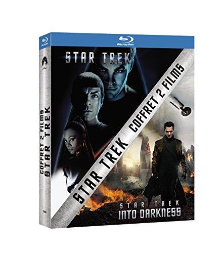 Star Trek + Star Trek Into Darkness [Blu-ray]
