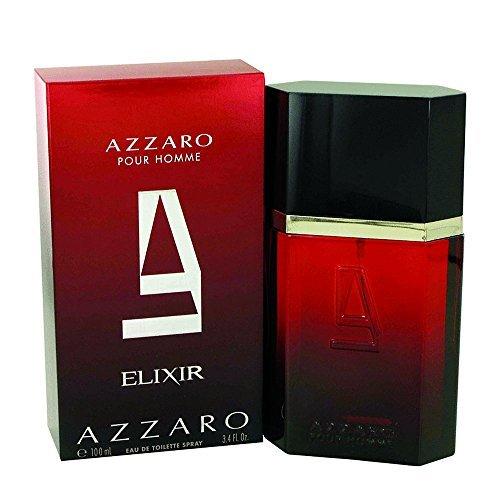 Loris Azzaro Azzaro Eau De Toilette Spray (Azzaro Elixir by Loris Azzaro Eau De Toilette Spray 3.4 oz by Azzaro)