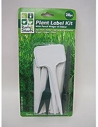 NEW Label de Plante avec crayon Multi-griffe et plantoir 195/680