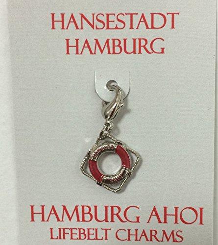 BBV Hamburg Anhänger Hamburg Ahoi Rettungsring rot Ankeranhänger