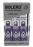 Bolero Poudre Sticks Blackcurrant 12 x 3 g