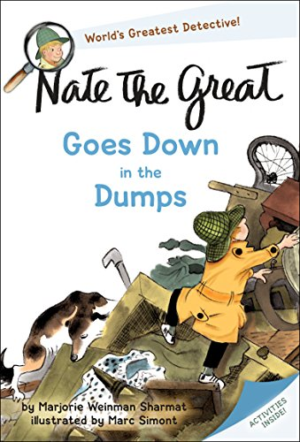 Nate the Great Goes Down in the Dumps (English Edition)