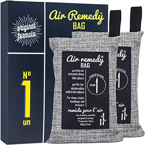 Air Remedy Bag Carbon Activado - 2x100g -