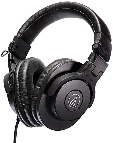 Price comparison product image Audio-Technica ATH-M30X Professional Headphones - Black