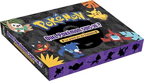 Pokemon - Quel Pokemon suis-je ? (boîte de jeux) par Pokémon