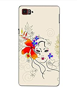 3D instyler DIGITAL PRINTED BACK COVER FOR LENOVO VIBE Z2 PRO K920