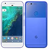 "PIXEL Phone by Google - 32GB - 5"" inch - Android Nougat - Factory Unlocked 4G/LTE Smartphone (Really Blue)"