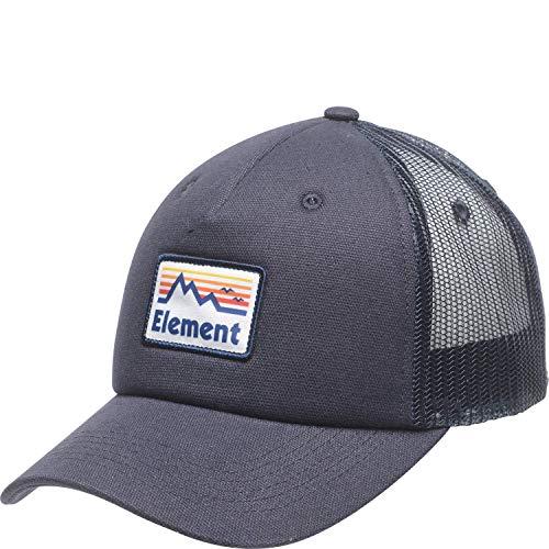 Element Icon Mesh Cap - Eclipse Navy Größe: One_Size Farbe: Eclipse Navy Blau Mesh Trucker Cap