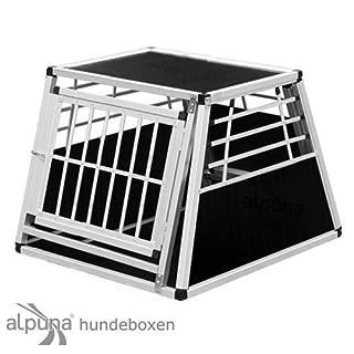 Alpuna Transportbox N25 > 82x75x63cm Notausstieg