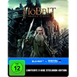 Der Hobbit: Smaugs Einöde Steelbook (exklusiv bei Amazon.de) [Blu-ray]