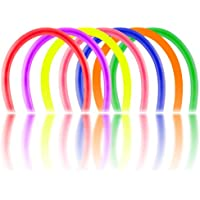 Lumaland Palloncini modellabili confezione da 100 pezzi magici palloncini manipolabili colorati