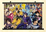 Home Decor Wall Poster di scorrimento Jojo JoJo' s Bizarre Adventure tutta giapponese ruolo cosplay 23,6X 44.96ES di 001cm