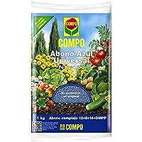 Compo 2204002011 - Abono Azul Universal Novatec de 1 kg