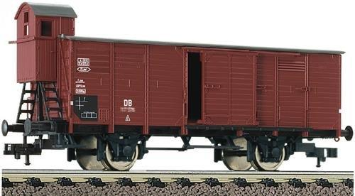 Fleischmann H0 FL Gedeckter Güterwagen mit Brems