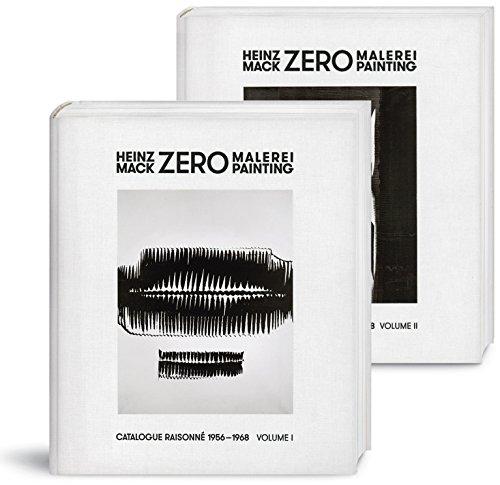 Heinz Mack : Zero painting - Catalogue raisonn 1957-1966