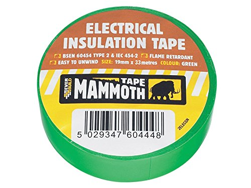 insulation-tape-green-19mm-x-33m