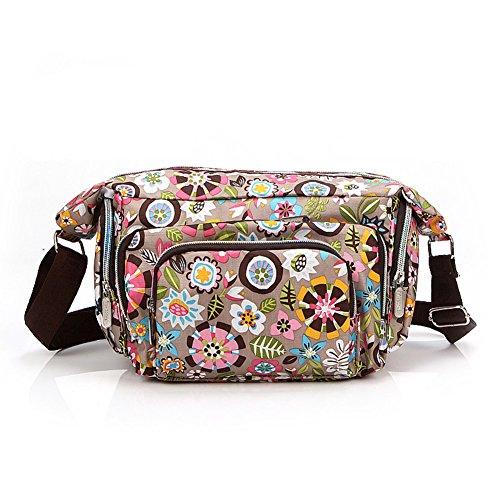 La signora tracolla messenger/panno casuale/borsa in nylon impermeabile/pacchetto Mummy-A G