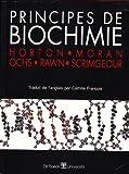 Principes de biochimie