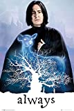 Harry Potter Poster Snape Always (Patronus) (61cm x 91,5cm) + Ü-Poster