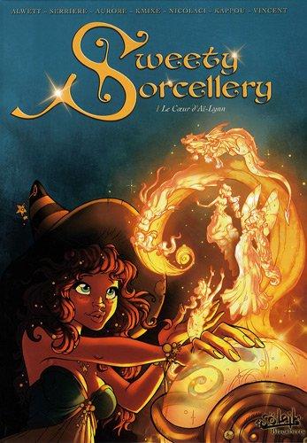 Sweety sorcellery, Tome 1 : Le coeur d'Aï-Lynn