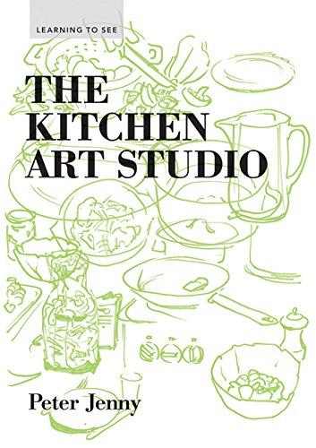 The Kitchen Art Studio par Peter Jenny
