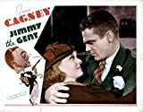 Jimmy The Gent Poster Drucken (71,12 x 55,88 cm)