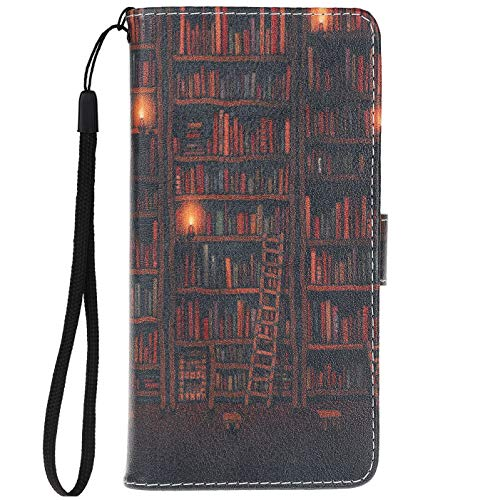 ocketcase Für CUBOT R9 Hülle, PU Leder Tasche Hülle Schutzhülle Case Cover Wallet im Bookstyle mit Magnetverschluss Handyhülle Standfunktion - Farbe 11