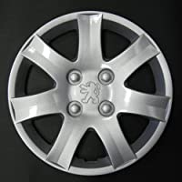 Wheeltrims Set de 4 embellecedores nuevos para Peugeot 206/106 / 306/406 /