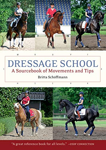 Dressage School: A Sourcebook of Movements and Tips (English Edition)