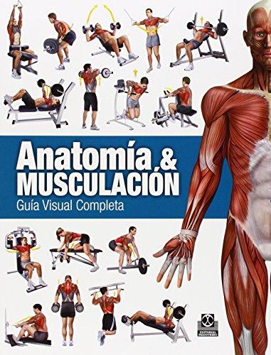 Anatomía & Musculación (Deportes) por Ricardo Cánovas Linares
