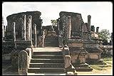 525004 Ancient Buddha Temple Sri Lanka A4 Photo Poster