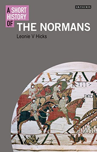 A Short History of the Normans (Ib Tauris Short Histories) por Leonie V. Hicks