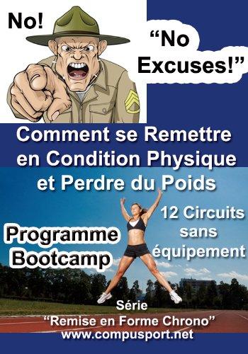 Comment se Remettre en Condition Physique et Perdre du Poids (Remise en Forme Chrono t. 3) par Dominique Paris