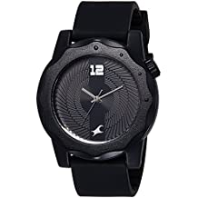 Fastrack Analog Black Dial Men's Watch - 38022PP03