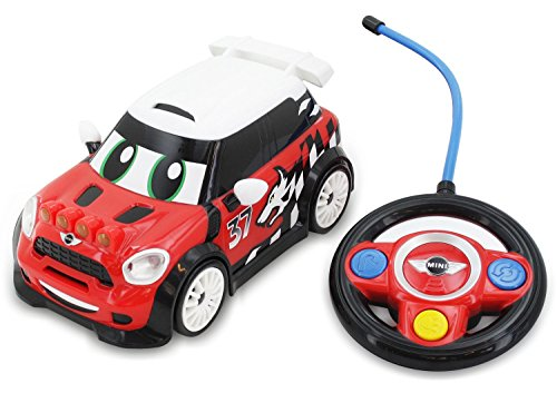 Preisvergleich Produktbild Go Mini 18241 - Rennauto RC Wolf, rot