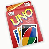 UNO Klassisches Kartenspiel Wefine® 108 Blatt