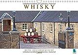 Whisky: Reine Geschmacksache (Wandkalender 2018 DIN A4 quer): Whisky: Vom Feld ins Fass und dann ins Glas des Genießers (Monatskalender, 14 Seiten ) (CALVENDO Orte)