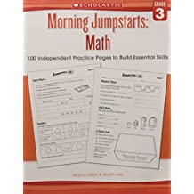 Morning Jumpstarts Maths Grade 3