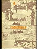 I quaderni della resistenza laziale 4