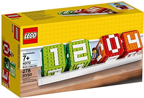 LEGO 40172 - Stein Kalender zum Selberbauen