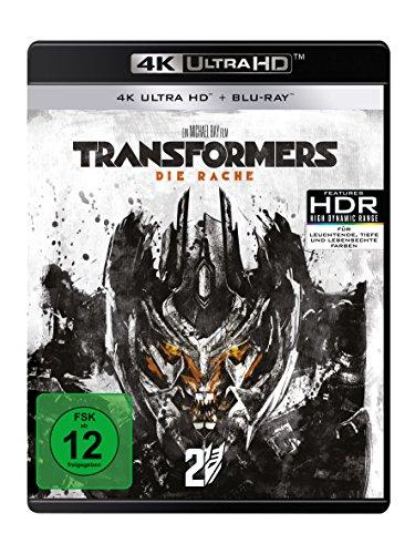 Transformers: Die Rache - Ultra HD Blu-ray [4k + Blu-ray Disc]
