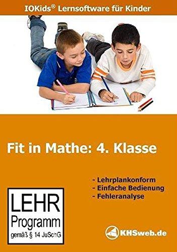 Fit in Mathe: 4. Klasse
