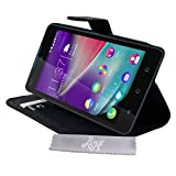 Coque Wiko Rainbow Lite 4G , Etui Ultra Protecteur pour Rainbow Lite 4G Housse Luxe Slim Portefeuille avec Support Video Rainbow Lite 4G