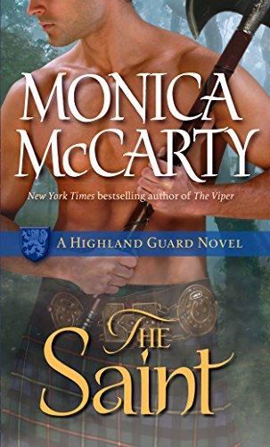 The Saint (Highland Guard Novel)