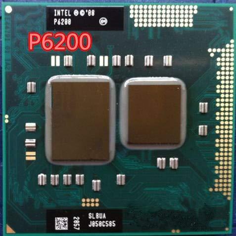 DIPU WULIAN for Pentium Processor P6200 p6200 3M Cache, 2.13 GHz Support HM55 Laptop Notebook CPU Processor 2.13 Ghz Notebook